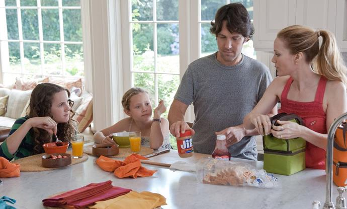 ***This Is 40* (23/10/20)** <br><br> Pete (Paul Rudd) and Debbie (Leslie Mann) are a somewhat happily married couple living in the suburbs with two young kids. As they try to balance kids, finances, parents and struggling finances, their problems all begin to bubble up to the surface. A funny take on mid-life crises and how to deal with them.
