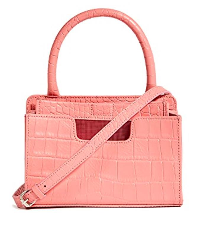 "'Claudia Bag' by Alfeya Valrina, $117.28 at [Shopbop](https://www.shopbop.com/claudia-bag-alfeya-valrina/vp/v=1/1595958977.htm?folderID=13524&fm=other-viewall&os=false&colorId=10874&ref_=SB_PLP_NB_29|target=""_blank""|rel=""nofollow"")."