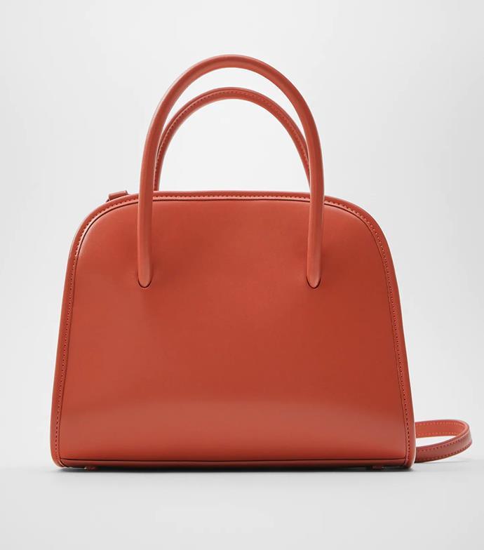 "'Mini city bag', $59.95 at [ZARA](https://www.zara.com/au/en/mini-city-bag-p16480510.html?v1=51039824&v2=1277497|target=""_blank""|rel=""nofollow"")."