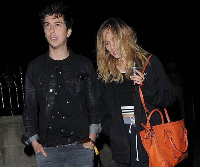 **Nat Wolff: June 2015** <br><br> American actor Nat Wolff went on a handful of dates with Waterhouse in June 2015, after it's believed they met through mutual friend Cara Delevingne. It only appeared to last for a few weeks.