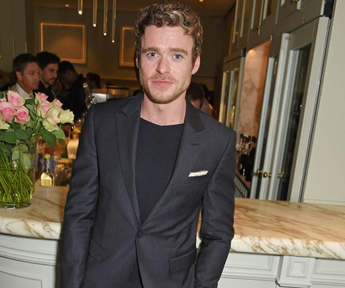 **Richard Madden: December 2016** <br><br> *Game of Thrones* star Richard Madden was rumoured to be one of Waterhouse's love interests, after reportedly meeting through mutual friends, but they were never photographed together.