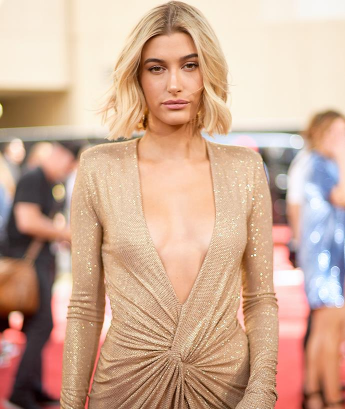 **Hailey Bieber** <br><br> Hailey Bieber disappeared from Instagram at the end of 2016 without any explanation. That same month, she told fans that she had also deleted her Snapchat account. But fear not—she made her return to the platform and has been an avid user ever since.