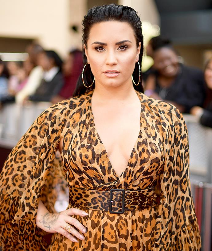"**Demi Lovato** <br><br>Demi Lovato chose to step away from her Instagram and Twitter in 2016 due to hateful comments and online abuse. However, she reopened her accounts less than 24 hours later, saying ""I love my Lovatics too much to leave them over some lame ass haters... What was I thinking?!"""