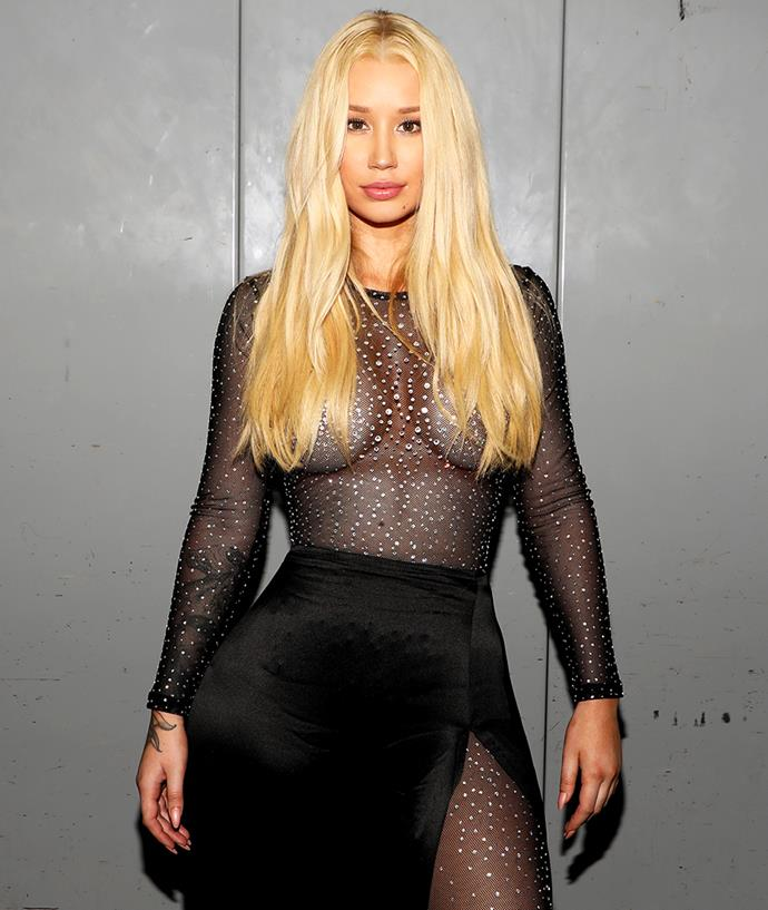 "**Iggy Azalea** <br><br>Back in 2015, without warning, Iggy Azalea deleted her entire Instagram account. Two days later, it was reopened but with a post saying ""Until further notice Iggy's Instagram will be run by management. Iggy is taking a break from social media. She loves all her Azaleans!!"". After choosing to work on her mental health, the rapper has since returned to Instagram with selfies aplenty."