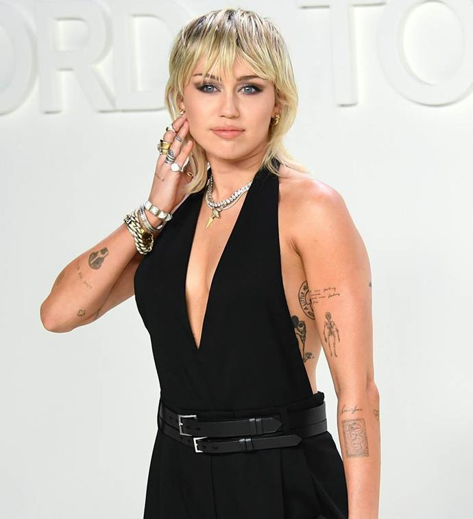 "**Miley Cyrus** <br><br> In 2018, Miley Cyrus chose to reinvent her social presence by deleting her account ahead of an album release. The ""Malibu"" singer mysteriously deleted all of her Instagram posts from her account, before returning that same year with an incredibly strong online presence. <br><br> Now, Cyrus continues to post in support of her political values and to promote her Instagram show *Bright Minded*, where she chats to celebrities about mental health, politics and more."