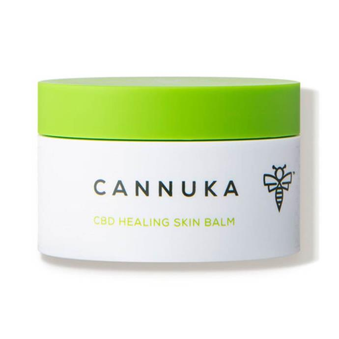 """CANNUKA CBD Healing Skin Balm, AUD $80, from [Svn Space](https://fave.co/3lHJove