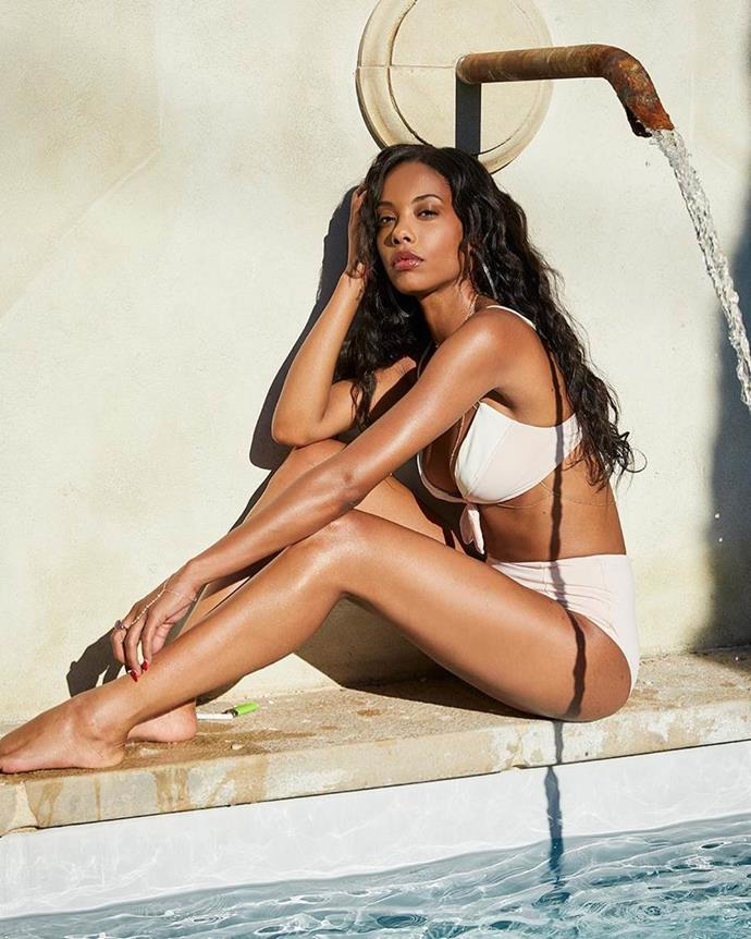 """**Fanny Bourdette-Donon**<br><br>  Frequently [photographed with](https://www.harpersbazaar.com.au/fashion/gigi-bella-hadid-bikini-vacation-19028