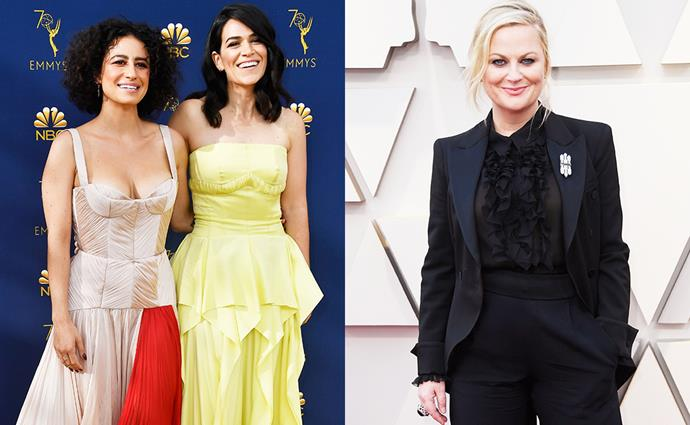 "**Ilana Glazer and Abby Jacobson** <br> *Former celebrity employer:* Amy Poehler <br><br> When Ilana Glazer and Abbi Jacobson first began their hit-show *Broad City*, the pair didn't expect comedian Amy Poehler to be involved. To their surprise, the *SNL* alum was already a fan of their web series. [Producing their web series](https://deadline.com/2013/03/amy-poehler-produced-broad-city-gets-series-order-by-comedy-central-452552/|target=""_blank""