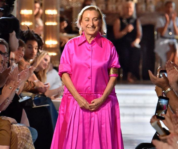 **Miuccia Prada** <br><br> Launching her first handbag line in 1985, it didn't take long for Miuccia Prada to attain global fashion-world recognition. With her net worth sitting at AU$15.1B, Miuccia still manages her business while working as creative director of Prada and Miu Miu. <br><br> **Net worth:** $15.1 billion AUD