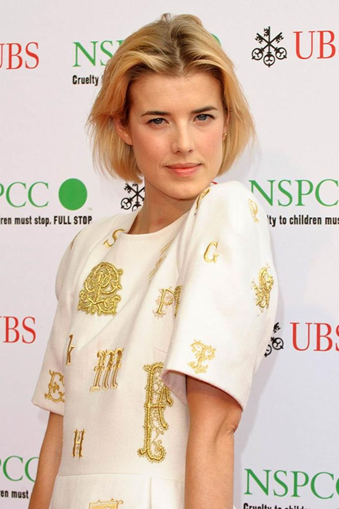 """<strong>Agyness Deyn</strong> <br>This British supermodel Laura Michelle Hollins changed her name when she was breaking out into the modelling business, saying """"I started modelling, and they said there are loads of Lauras—you can change your name. I was like, OK, and then I thought about it and said OK, I'll be called Agnes; my grandmother was called Agnes."""" She then sought advice from """"name analyst"""" Laurence Y Payg, who changed the spelling and gave her the last name Deyn."""