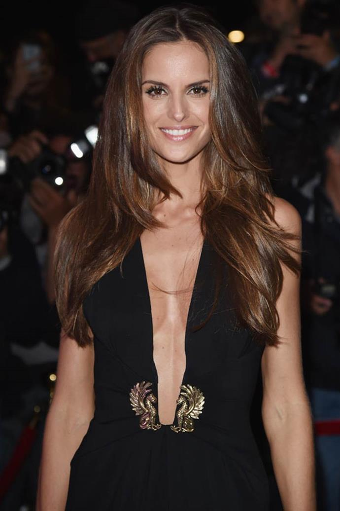 <strong>Izabel Goulart</strong> <br>Another Victoria's Secret favourite, this svelte supermodel was originally born Maria Izabel Goulart Dourado due to her Portuguese heritage, which is normally composed of two first and two family names.