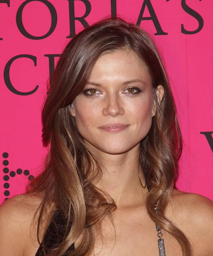 <strong>Kasia Struss</strong> <br>Raised in Poland as Katarzyna Strusińska, the high fashion favourite shortened her name as she became a runway favourite.