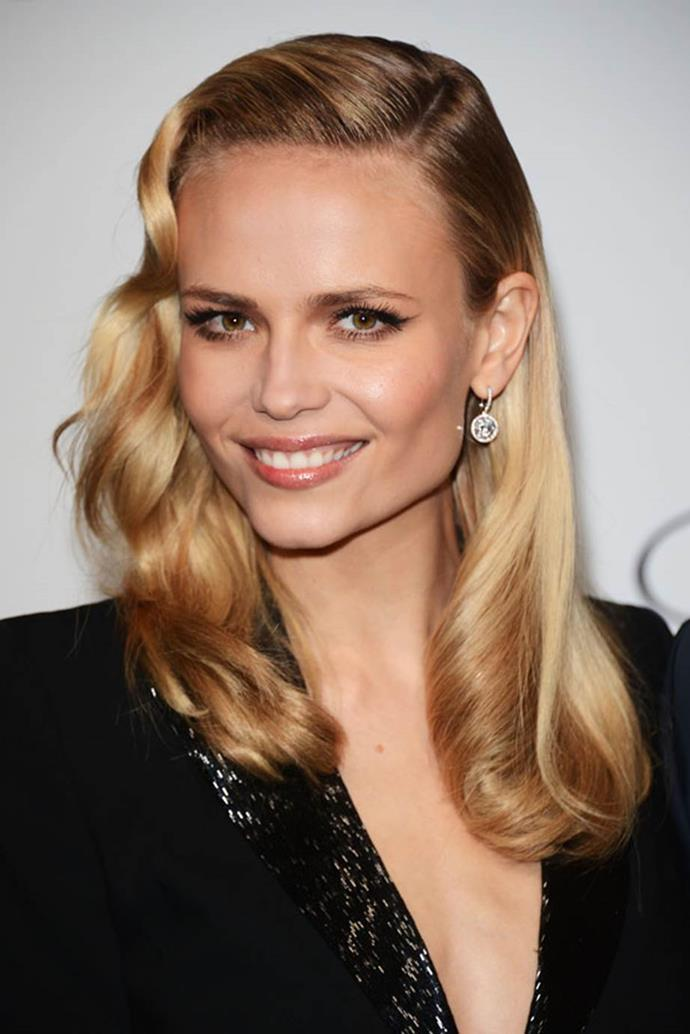 <strong>Natasha Poly</strong> <br>Another Russian supermodel with an equally hard-to-pronounce name, Natalya Sergeyevna Polevshchikova shortened her impressively long name when she became a runway favourite back in 2004.