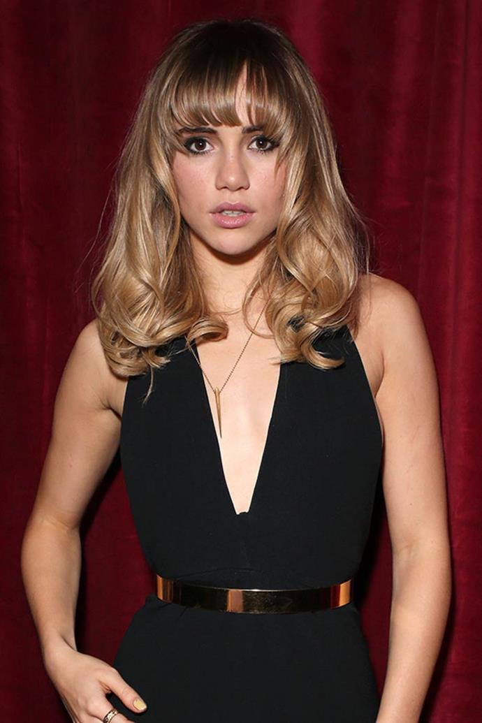 <strong>Suki Waterhouse</strong> <br>Suki is actually this Brit it-girl's middle name - her real name is Alice.