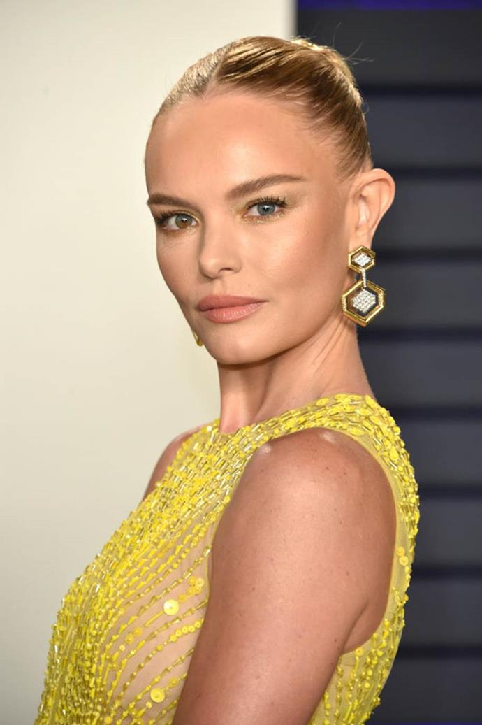 """**GUT HEALTH** <br><br> Bosworth has been working with naturopathic doctor Nigma Talib for years, after being introduced to Dr Talib by their mutual friend, Rosie Huntington-Whiteley. The actress credits Dr Talib with educating her about how """"the gut and different foods... affect everything on the outside"""". As a result, Bosworth is careful about the foods she eats, consuming everything in moderation. <br><br> """"When you hit 30 everything you could get away with in your 20s goes out the window,"""" Bosworth said in a YouTube interview with Dr Talib. """"My husband and I will get into a whiskey or two but it's all about moderation."""""""