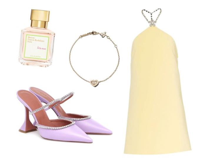 """""""And here's what I'd wear on the group date. I don't know. Watching them play rugby or whatever."""" <br><br> — *Mahalia Chang, digital managing editor* <br><br> Faille Cady Dress, $2,920 by [Miu Miu](https://www.miumiu.com/au/en/ready_to_wear/dresses/products.faille_cady_dress.MF3844_1V18_F0901.html
