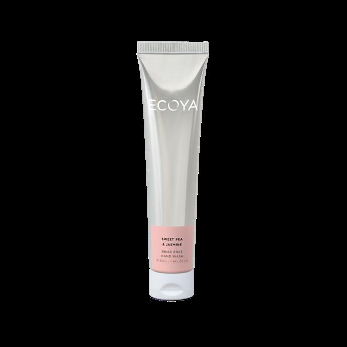 "ECOYA Sweet Pea & Jasmine Rinse Free Hand Wash, $9.95 at [ECOYA](https://fave.co/3dOq4tm|target=""_blank""|rel=""nofollow"")"