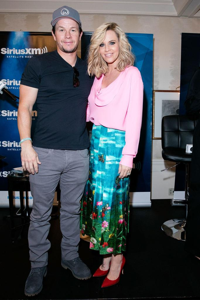 **Jenny McCarthy and Mark Wahlberg** <br><br> Though they're not the most public couple, McCarthy is married to Marky Mark's brother, Donnie Wahlberg. With the actress also being a cousin of Melissa McCarthy, who is married to fellow actor Ben Falcone, it makes this one *very* Hollywood family.