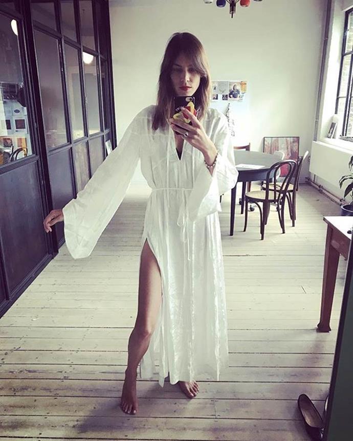 "**10. Alexa Chung** <br><br> Handle: [@alexachung](https://www.instagram.com/alexachung/ target=""_blank"" rel=""nofollow"") Follow count: 3 million Cost per post: $6,200"