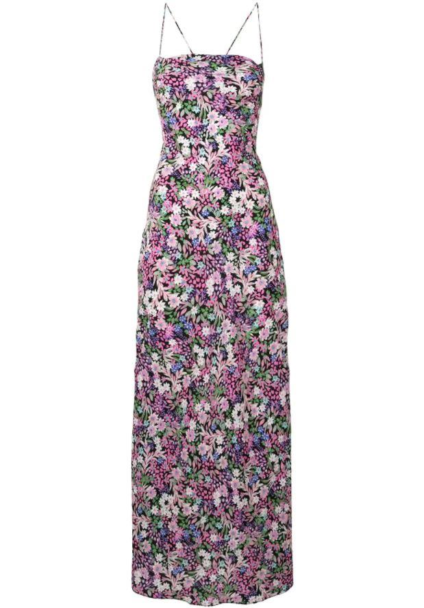"*Dress code: Casual* <br><br> Anais Lace Up Midi Dress, $204 by [Bec + Bridge](https://www.becandbridge.com.au/collections/dresses/products/anais-lace-up-midi-dress-print|target=""_blank""|rel=""nofollow"")."