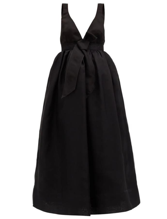 """*Dress code: Black tie* <br><br> Rella Silk-Organza Gown by Brock Collection, $3,181 at [MatchesFashion](https://www.matchesfashion.com/au/products/Brock-Collection-Rella-bow-silk-organza-gown-1371252