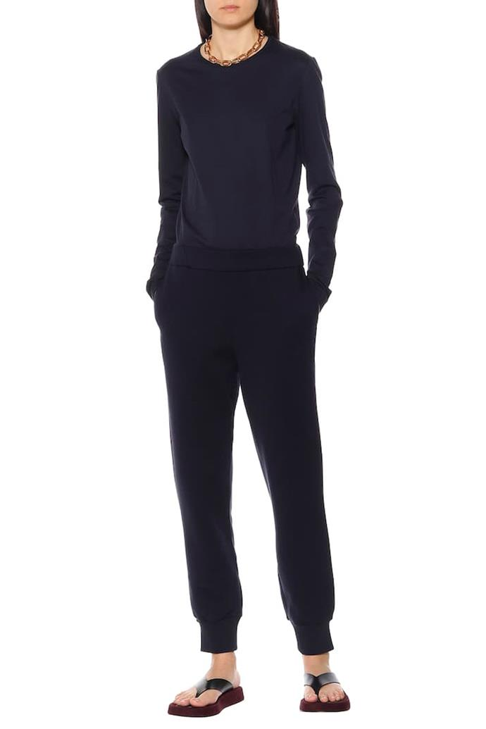 "[Sibel wool and cashmere sweater](https://www.mytheresa.com/en-au/the-row-sibel-wool-and-cashmere-sweater-717871.html|target=""_blank""