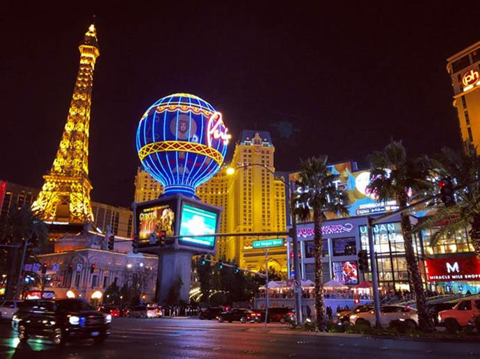 **9. Las Vegas**