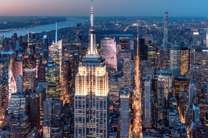 **1. New York**