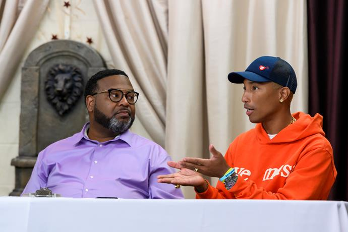 ***Voices of Fire*** **(20/11/2020)**<br><br>  This docuseries follows Pharrell Williams' hometown church as it builds the world's best gospel choir with undiscovered talent in the community.