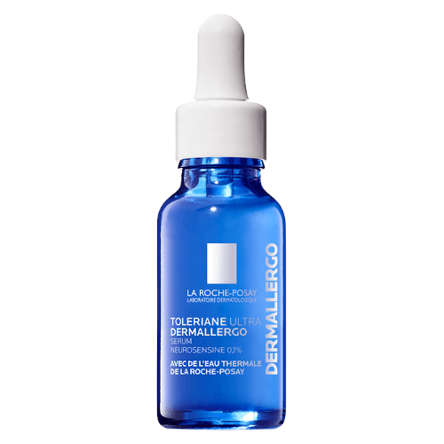 """**The Best Redness Reducing Serum For Sensitive Skin**<br><br>  Struggle with redness and rosacea? Consider this serum your new go-to. Specially designed for sensitive skin types, its formula is enriched with neurosensine to help soothe tight, dry and inflamed skin while providing up to 48 hours of hydration. Heaven.<br><br>  *Toleriane Ultra Dermallergo Serum Neurosensine 0.1% by La Roche-Posay, $55.95 at [Adore Beauty](https://www.adorebeauty.com.au/la-roche-posay/la-roche-posay-toleriane-ultra-dermallergo-serum-20ml.html?clickref=1100lbWIfvn9&utm_source=partnerize&utm_medium=affiliate&utm_content=affiliate&utm_campaign=skimlinks_phg