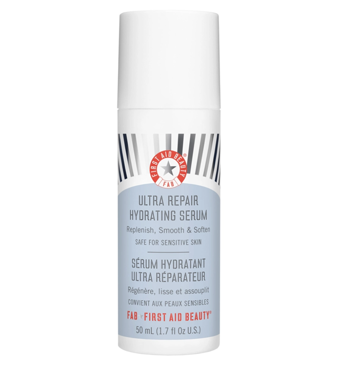 """**The Best Hyaluronic Acid Serum For Sensitive Skin**<br><br>  Although technically suitable for all skin types, this refreshing [hyaluronic acid](https://www.elle.com.au/beauty/what-is-hyaluronic-acid-13209