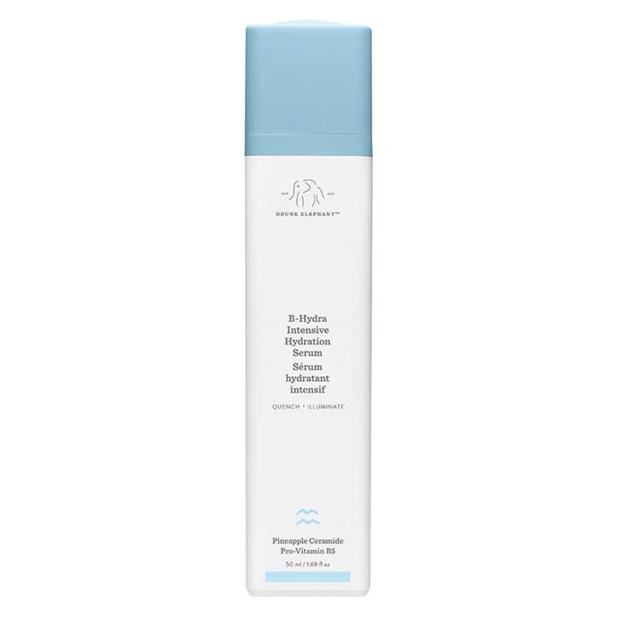 """**The Best Vitamin B Serum For Sensitive Skin**<br><br>  Lightweight and water-based, this nourishing serum works fast to hydrate and brighten the skin, thanks to its potent mix of pro-vitamin B5 to attract and hold moisture and fight pigmentation. Although suitable for all skin types, those who experience sensitivity will likely find its gentle, weightless formula is —as one reviewer said—""""a big drink of water"""" for your face. Sold.<br><br>  *B-Hydra Intensive Hydration Serum by Drunk Elephant, $77 at [MECCA](https://www.mecca.com.au/drunk-elephant/b-hydra-intensive-hydration-serum/I-025400.html?gclid=Cj0KCQjwufn8BRCwARIsAKzP697KRqm9VqpPOpIcvTTdkM25_geW_mA4KQ5HSG1h8rdpPLtdf4pJlVkaAkz0EALw_wcB&gclsrc=aw.ds