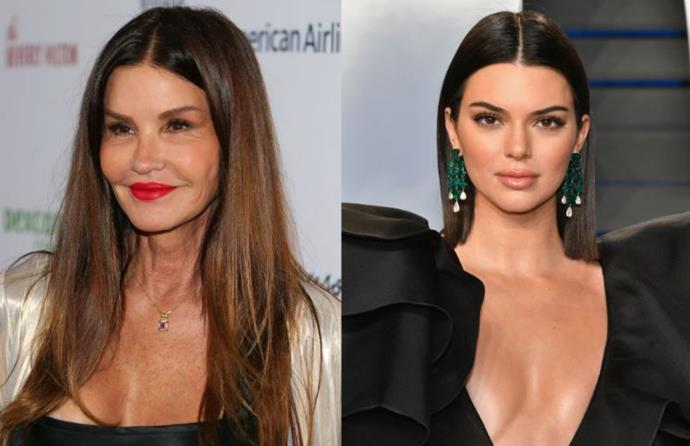 "**Who:** Janice Dickinson <br><br> The self-proclaimed 'first supermodel' made headlines when she slammed the Kardashian family during an interview on *The Tomorrow Show With Keven Undergaro*, asserting that Kendall Jenner is ""not a supermodel"". <br><br> ""I think she's lovely,"" the 61-year-old said. ""Don't get me wrong, but I don't think she's a supermodel, I don't."" When shown a picture of Kendall Jenner she responded ""Give me a break. You think that's supermodel? That is not supermodel … She can't beat me. She can't. Apples and oranges."" <br><br> She went on to slam Kim Kardashian and the rest of the family too. ""They're not models! They're reality TV stars! You know, modelling is extremely hard work, you have to have perfect proportions. The Kardashians do not have couture proportions."""