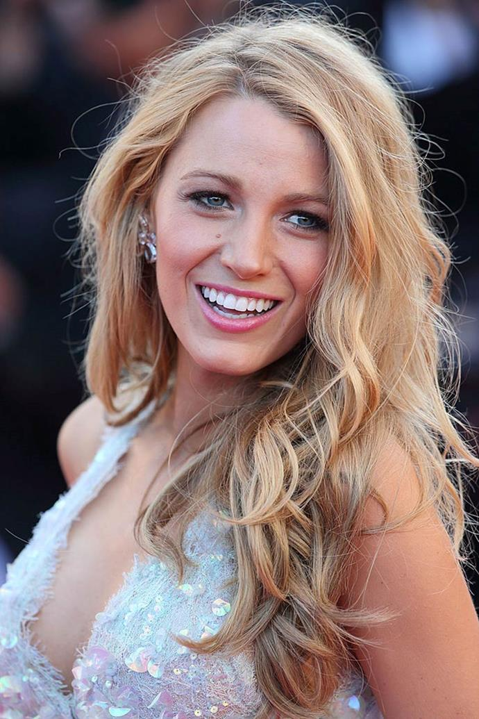 "**Blake Lively** <br><br> Lively's long, blonde hair is her signature, but it's also a big part of her confidence. ""Honestly I am a shy person,"" the actress told *Hello!* magazine. ""My hair is a safety net for me, so I love to have it down and full and relaxed. Often you see people on the red carpet with tight up-dos, but that makes me feel stiff."""