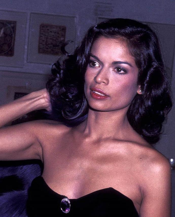 **1976: Face-framing layers**<br><br>  Choppy, face-framing layers became de rigueur in 1976, thanks to the iconic Bianca Jagger who gave the shaggy-meets-chic look her stamp of approval.