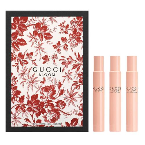 """'Bloom Rollerball Set' by Gucci, $95 at [Myer](https://www.myer.com.au/p/guci-blom-rollerball-set