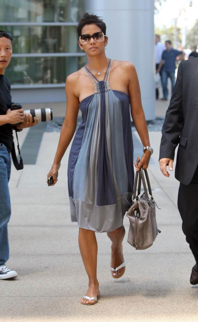 Halle Berry in 2009.