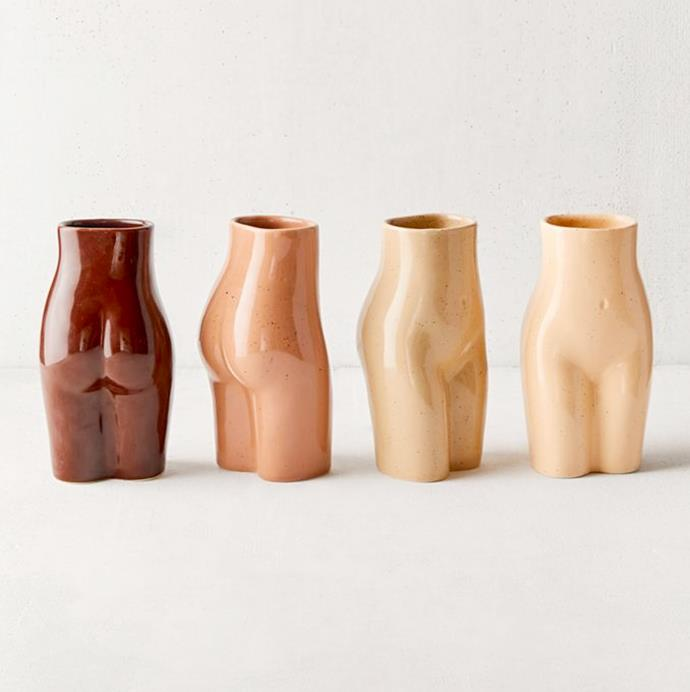 """'Female Form Vase', $21.85 at [Urban Outfitters](https://www.urbanoutfitters.com/shop/female-form-vase?color=020&type=REGULAR&size=ONE%20SIZE&quantity=1