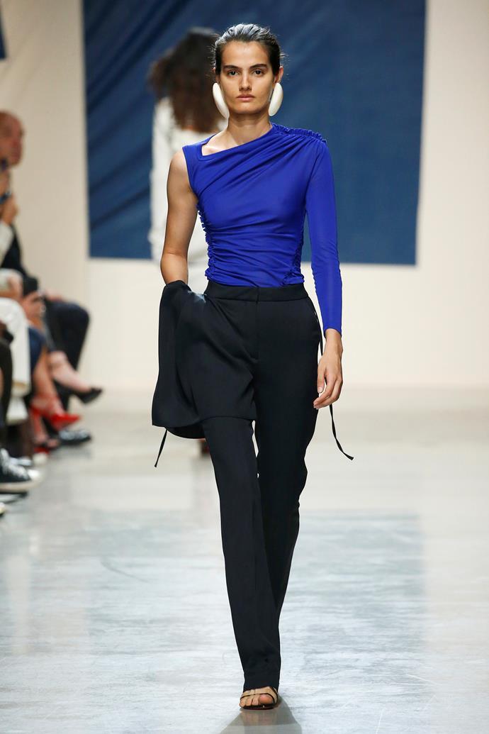 Atlein at Paris Fashion Week Spring Summer 2020.