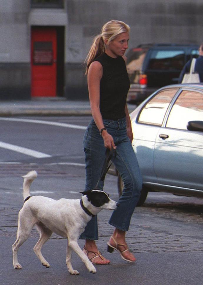 Carolyn Bessette-Kennedy in 1996.