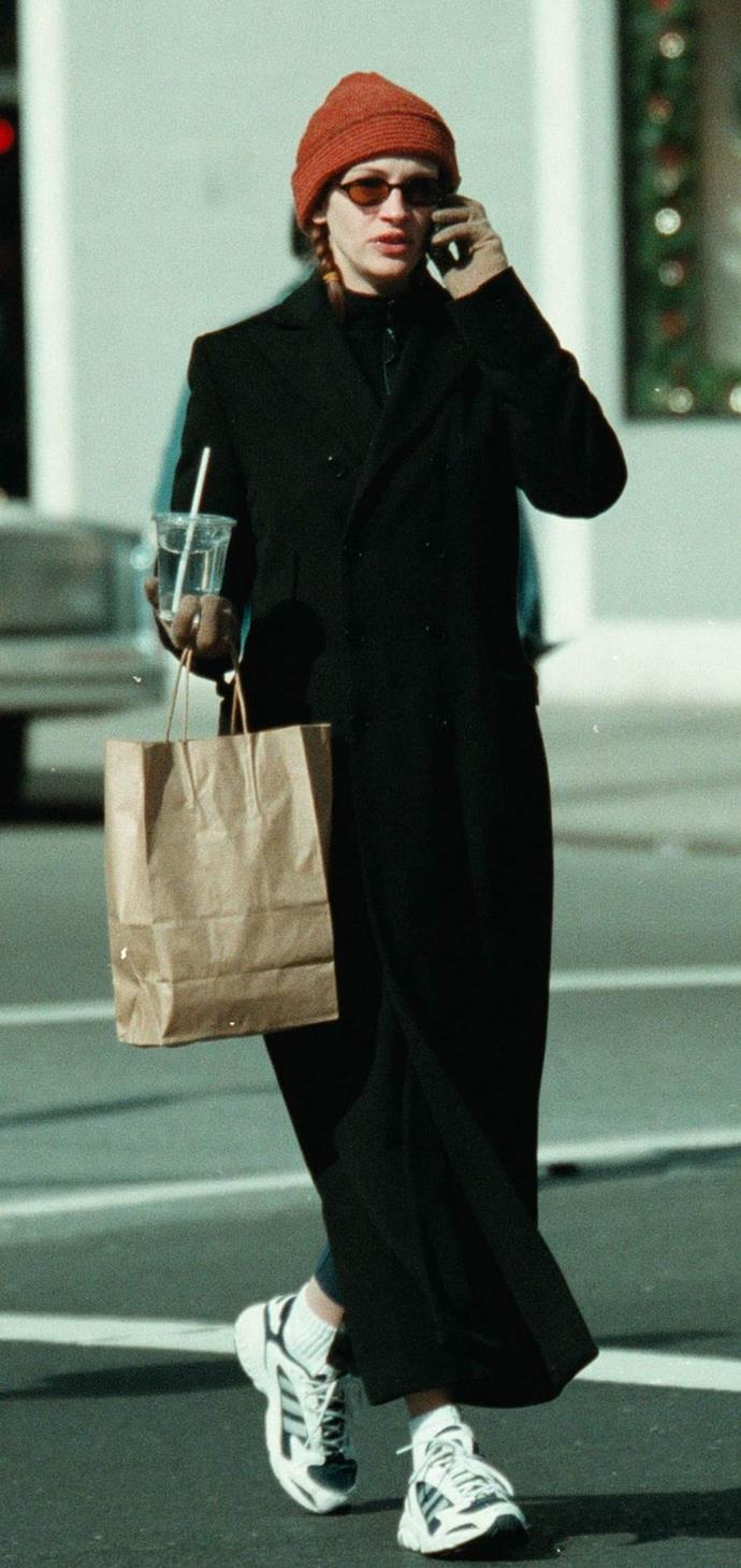 Julia Roberts in 1999.