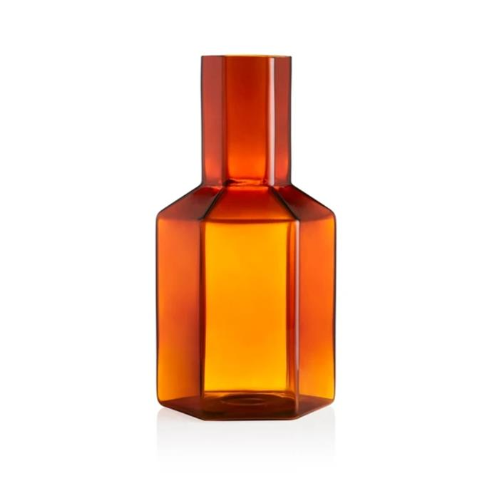 "'Coucou Carafe' in Amber, $129 at [Maison Balzac](https://www.mychameleon.com.au/coucou-carafe-amber-maison-balzac|target=""_blank""
