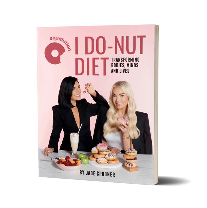 "'I Do-Nut Diet' by Jade Spooner, $29.99 at [Are Media Books](https://www.aremediabooks.com.au/Products/65653/i-donut-diet|target=""_blank""