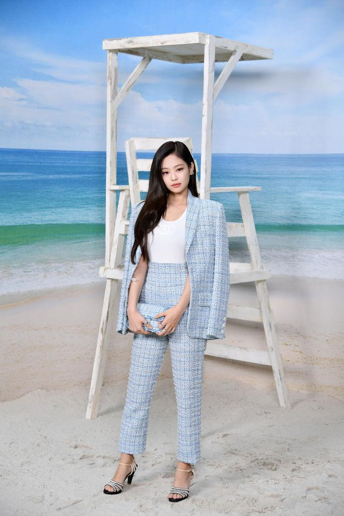 **Jennie**<br><br>  Born and raised in South Korea before moving to New Zealand at age eight, 24-year-old Jennie Kim is a rapper, a vocalist and a brand ambassador for Chanel (just casually). The only one of the girls to have a solo release, she was the first Korean soloist to perform at Coachella in 2019. Previously appearing in campaigns for the likes of Calvin Klein, adidas Originals and Samsung, Jennie's sophisticated outfits have made her a street style and front row favourite (as seen here, at the Chanel spring/summer 2019 show at Paris Fashion Week).<br><br>  Scroll on for some of Jennie's best looks.