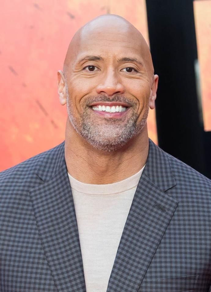 **Dwayne 'The Rock' Johnson** <br><br> After an injury in 1992 stopped him from playing football, Johnson focused on studies and earned himself two degrees in both criminology and physiology from the University of Miami.