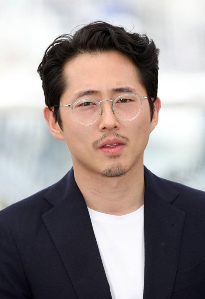 **Steven Yeun** <br><br> Though he was inspired by his time spent in an improv group at Kalamazoo College, *Walking Dead* actor still walked away with a degree in psychology before also landing himself a successful acting career. Not a bad backup skill, though.