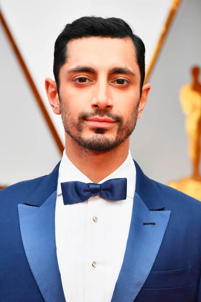 **Riz Ahmed** <br><br> Like Kerry Washington, Ahmed studied a mix that included philosophy, politics and economics at Oxford University, graduating in 2003. Did he just become the most datable man in Hollywood? We think so