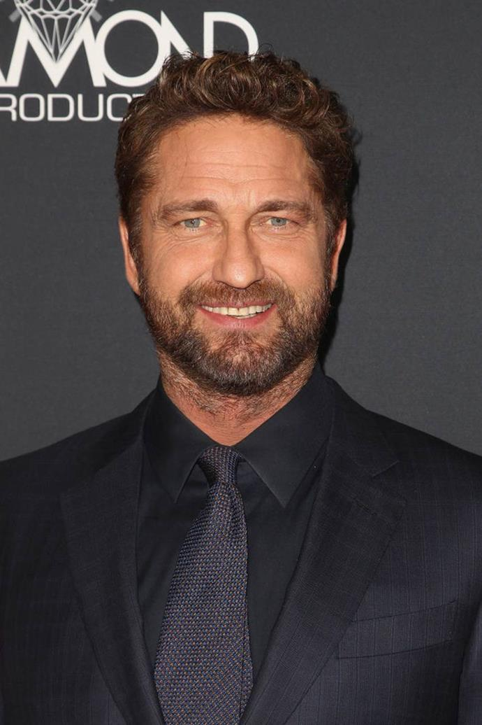 **Gerard Butler** <br><br> In surprising news, Butler earned a degree from the University of Glasgow School of Law. In unsurprising news, he often missed work as a trainee lawyer due to hard partying.  <br><br> He eventually moved to London at 25 to pursue acting and we think the world is better for it.