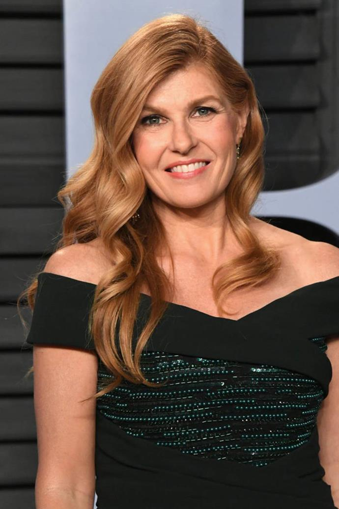 **Connie Burton** <br><br> *American Horror Story* veteran, Connie Britton, not only graduated with a degree in Asian studies from Dartmouth College, the actress also spent a semester in Beijing Normal University during her freshman year.