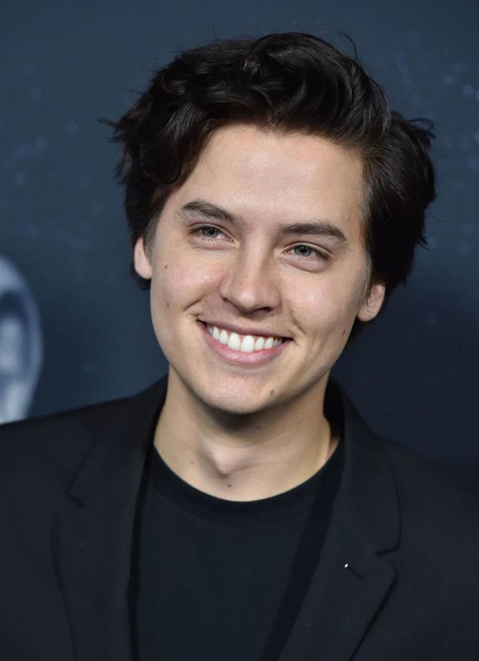 **Cole Sprouse** <br><br> *Riverdale*'s resident journalist graduated from New York University with a degree in geographical information systems and satellite imaging. If you're confused, so were most people. He explained that it was basically archaeology.